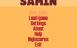 Samin menu - landscape